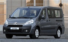 2015 Citroen Jumpy 8+1