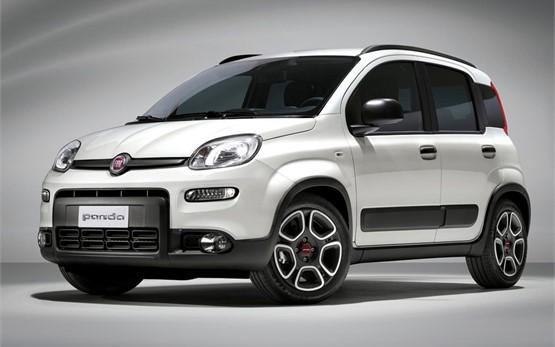 2007 Фиат Панда