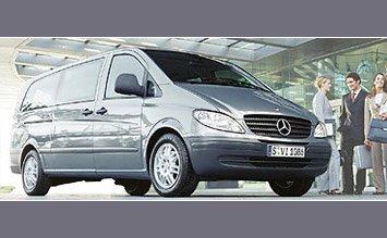 2007 Mercedes Vito 8+1