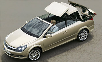 2007 Opel Astra TwinTop Cabriolet