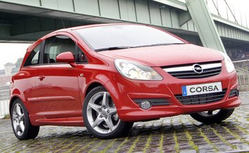 2008 Opel Corsa 1.3 CDTI