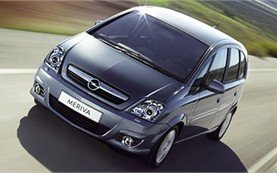 2007 Opel Meriva