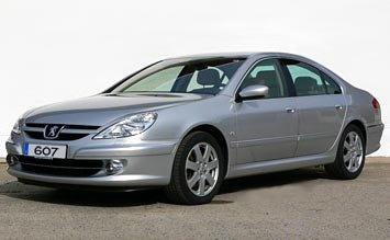 2007 Peugeot 607