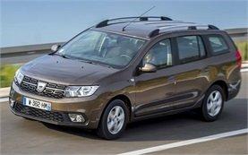 2016 Dacia Logan 1.5 dci MCV
