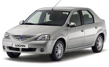 2007 Renault Dacia Logan