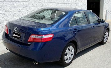 2007 Toyota Camry Automatic