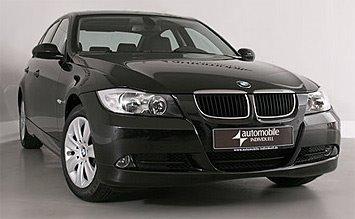 2015 BMW 318 D