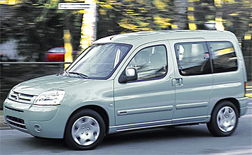 2008 Citroen Berlingo 1.4