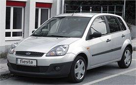 2008 Форд Фиеста