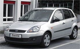 2008 Ford Fiesta