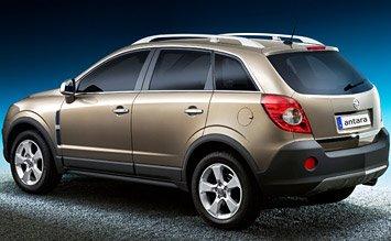 2008 Opel Antara 4x4