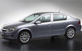 2010 Opel Astra Sedan