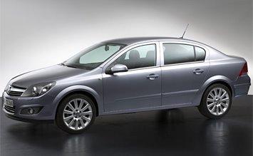 2008 Opel Astra Sedan