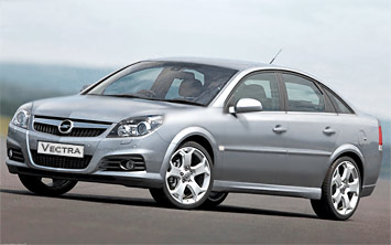 2008 Opel Vectra NEW