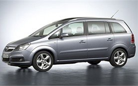 2008 Opel Zafira 6+1 Auto