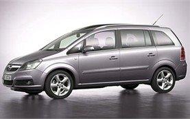 2009 Opel Zafira 5+2