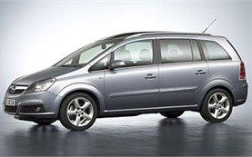 2010 Opel Zafira 5+2 pax