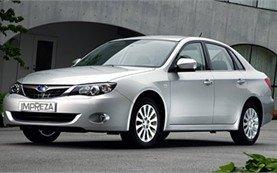 2008 Subaru Impreza Automatic