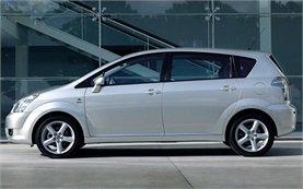 2012 Toyota Corolla Verso AUTO