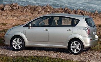 2008 Toyota Corolla Verso