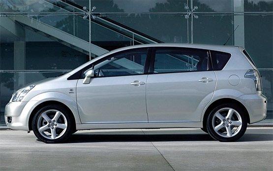 2013 Toyota Corolla Verso