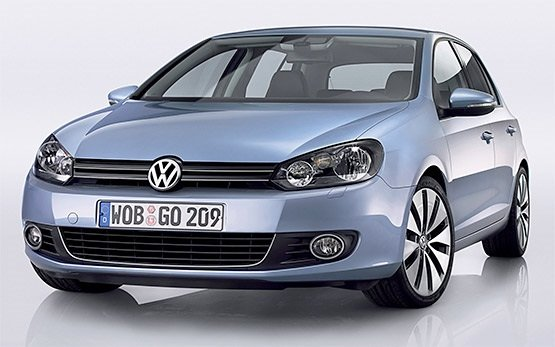 2013 Volkswagen Golf 6 AUTO