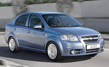 2009 Шевроле Авео Ауто