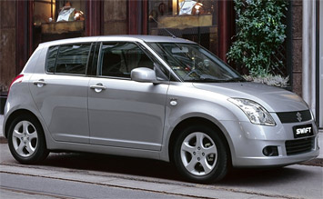 2009 Suzuki Swift 1.3
