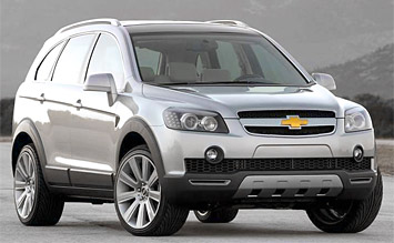 2010 Chevrolet Captiva AUTOMATIC