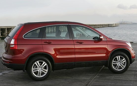 2012 Honda CRV 4WD Automatic