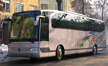 2010 Mercedes Travego Touring
