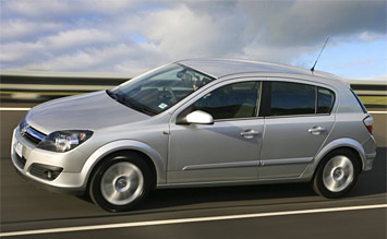 2010 Opel Astra Automatic