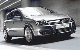 2010 Opel Astra Hatchback
