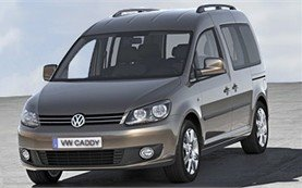 2010 Volkswagen Caddy 5+2