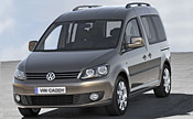 2010 Volkswagen Caddy 6+1