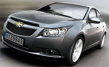 2011 Chevrolet Cruze Automatic
