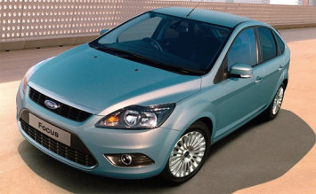 2011 Ford Focus Hatchback 1.6i
