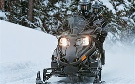 2012 Artic Cat T570 Touring - snowmobile hire