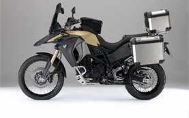 2012 БМВ F800 GS мотоциклет под наем Атина