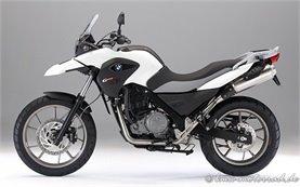 2012 BMW G 650 GS - Motorradvermietung in Deutschland