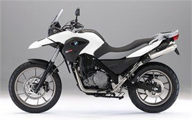 2012 BMW G 650 GS - Motorradvermietung in Rumanien