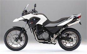 2012 БМВ G 650 GS - мотоциклет под наем в Румъния