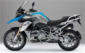 2012 BMW R 1200 GS - Motorrad mieten in Athen