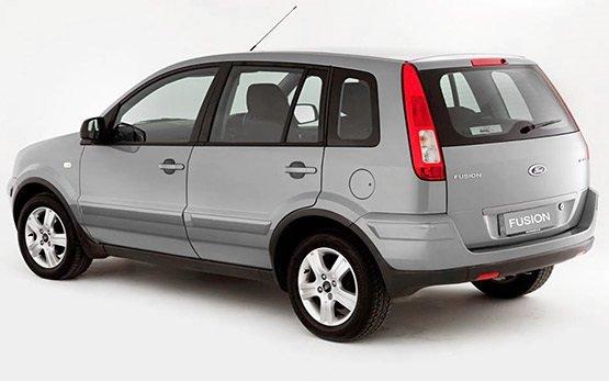 2012  Форд Фюжн 1.4