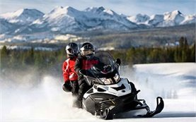 2012 Ski-Doo Grand Touring 550cc - snowmobile for rent