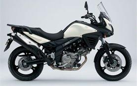2012 Сузуки В-Стром 650 ABS мотоциклет под наем в Крит - Гърция