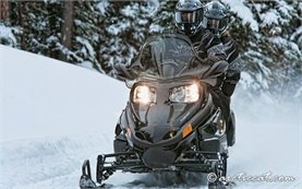 2013 Арктик Кэт T570 - прокат снегохода