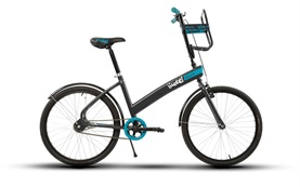 2013 B`TWIN B`coo0l - bicycle for rent in Barcelona
