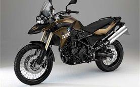 2013 БМВ F800 GS мотоциклет под наем Майорка