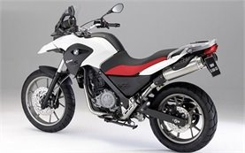 2013 BMW G 650 GS - motorbike rental